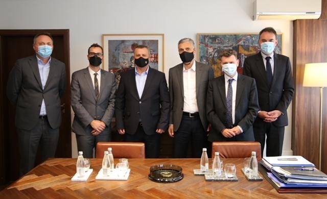 Diskutohet thellimi i bashkëpunimit ndërmjet Prokurorit të Shtetit dhe Institutit tëBazelit për Qeverisje IBQ
