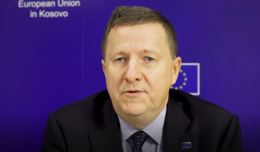 Fjalimi i Shefit të Zyrës së BE-së në Kosovë, Tomas Szunyog, me rastin e mbajtjes së Konferencës Vjetore të Prokurorëve (VIDEO)