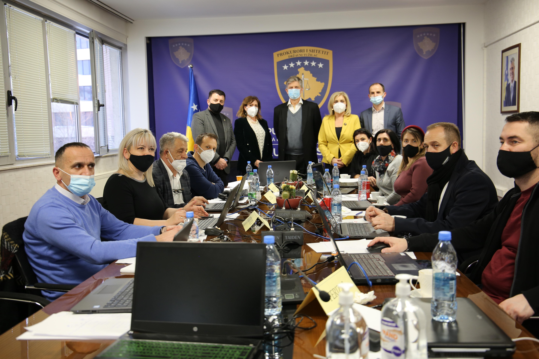 Šef EULEX-a posetio je operativnu prostoriju za izbore