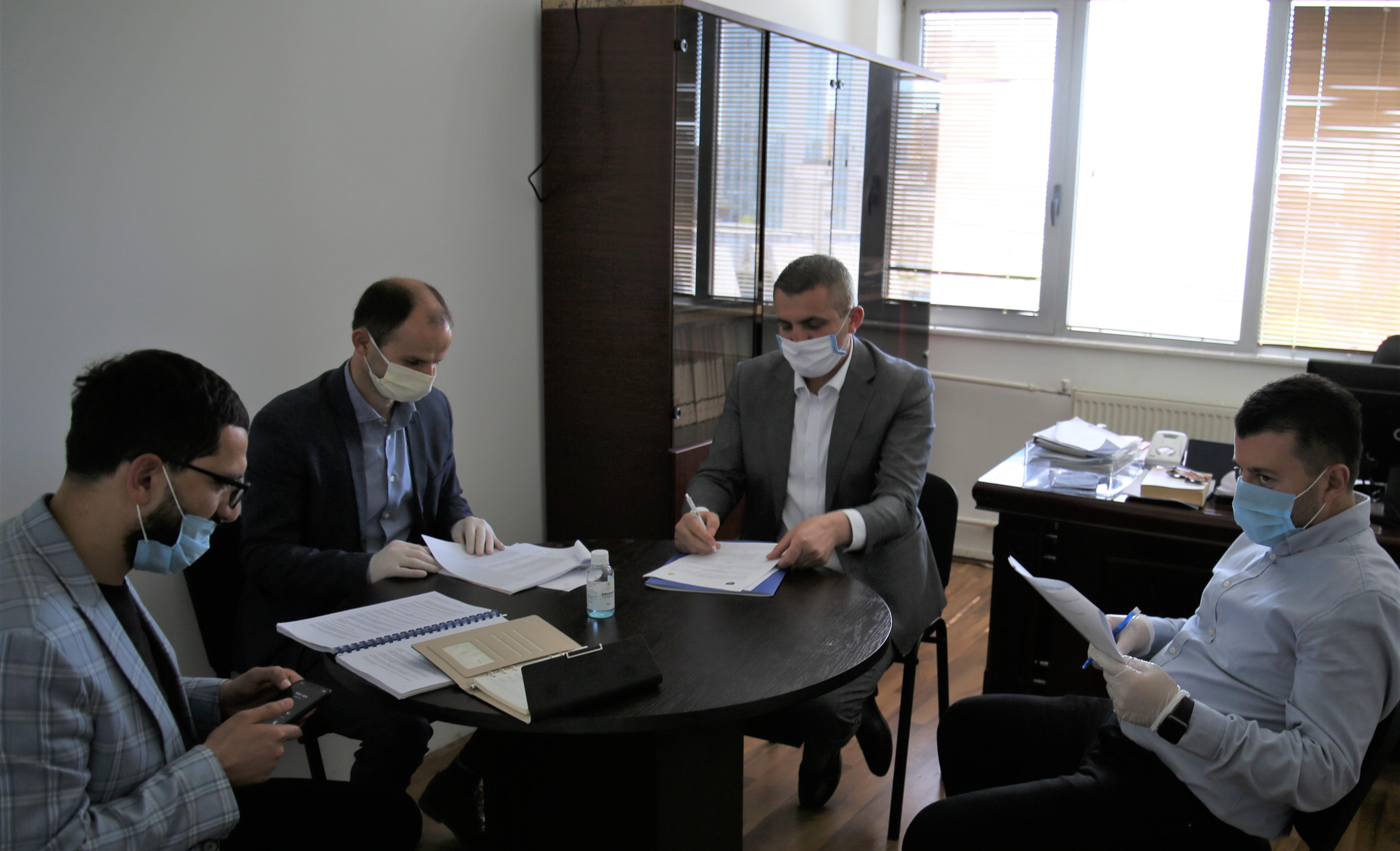 Diskutohet Draftrregullorja për organizimin dhe veprimtarinë e Këshillit Prokurorial të Kosovës