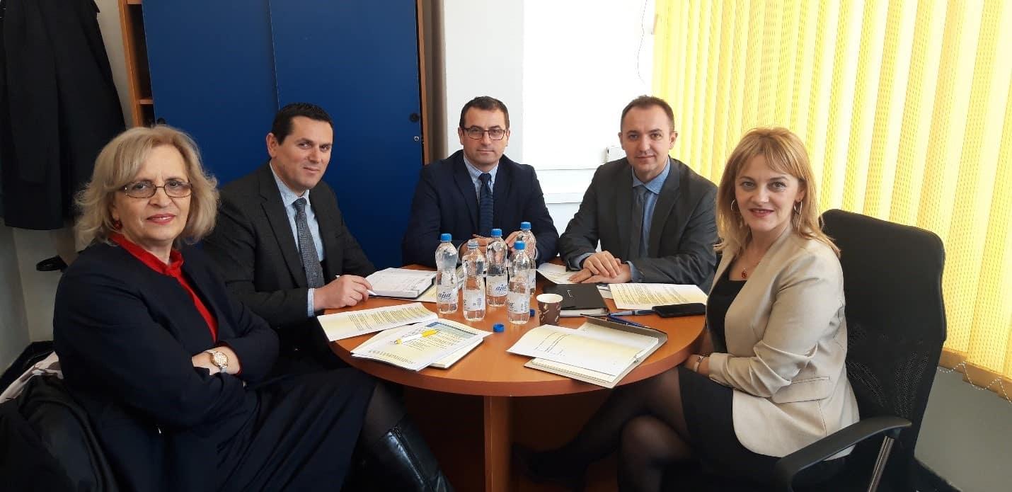 Sastanak Komisije za administraciju tužilaštava