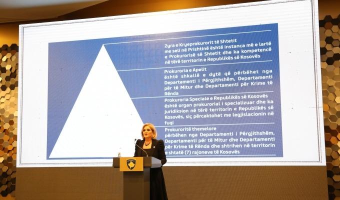 Prokurorja Pula, paraqet objektivat e Prokurorit të Shtetit