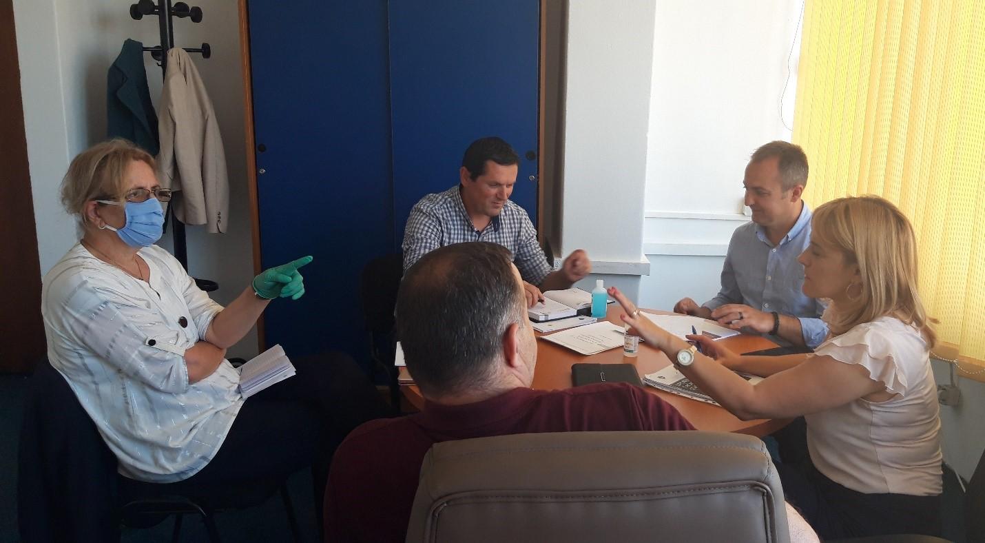 Komisionit për Administrimin e Prokurorive ka mbajtur takimin e radhës