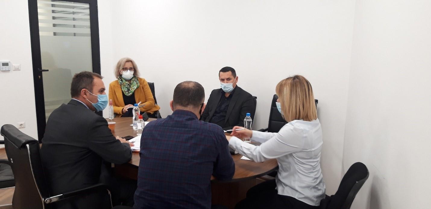 Komisija za Administrovanje Tužilaštva održava redni sastanak