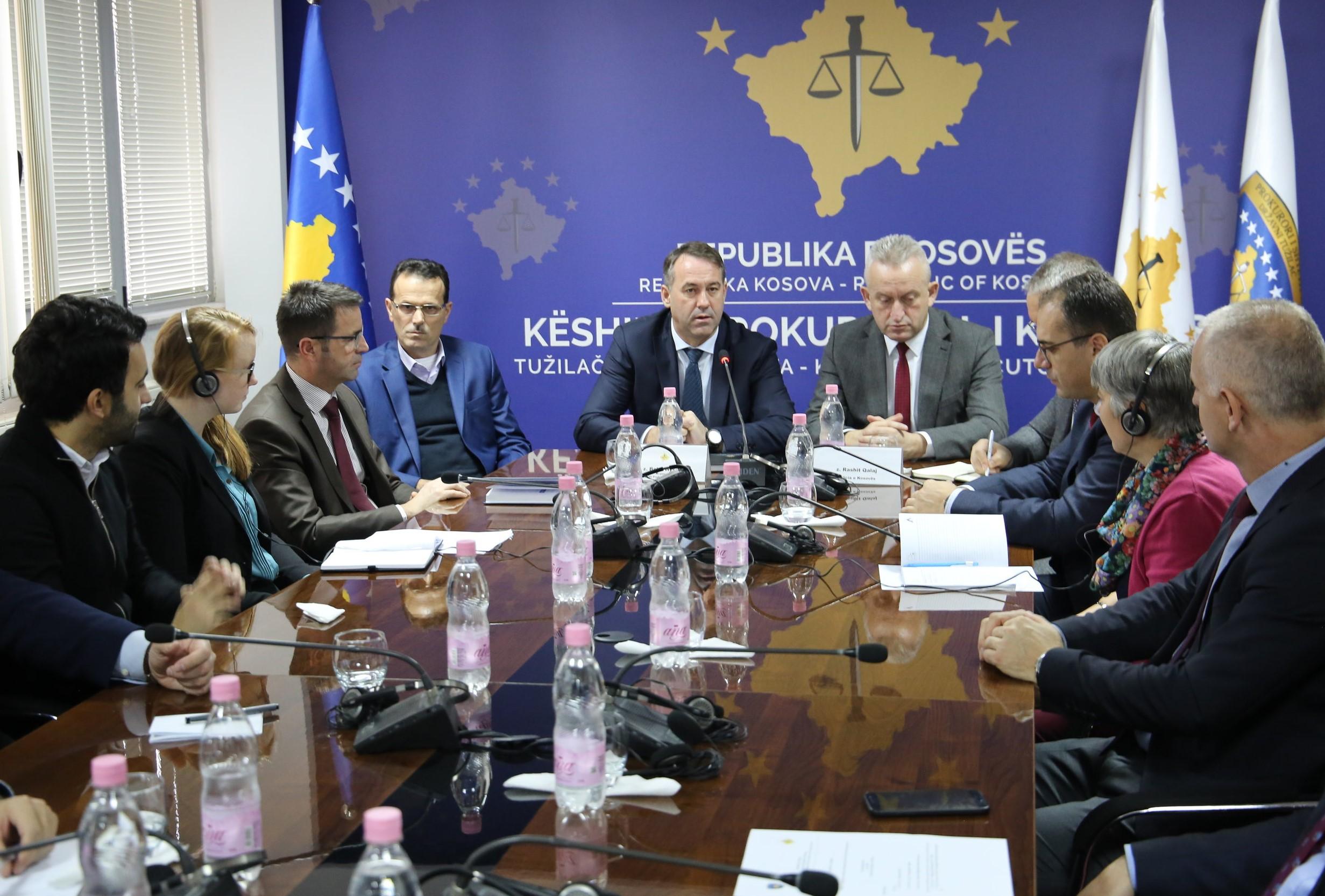 Tužilaštva i policija Kosova međusobno povezuju elektronske sisteme za razmenu podataka