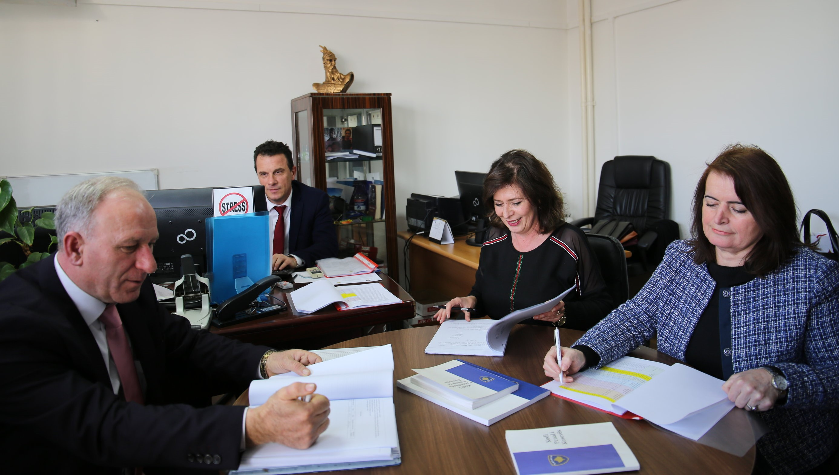 The Prosecutor's Performance Evaluation Committee fully implements the 2019 work plan