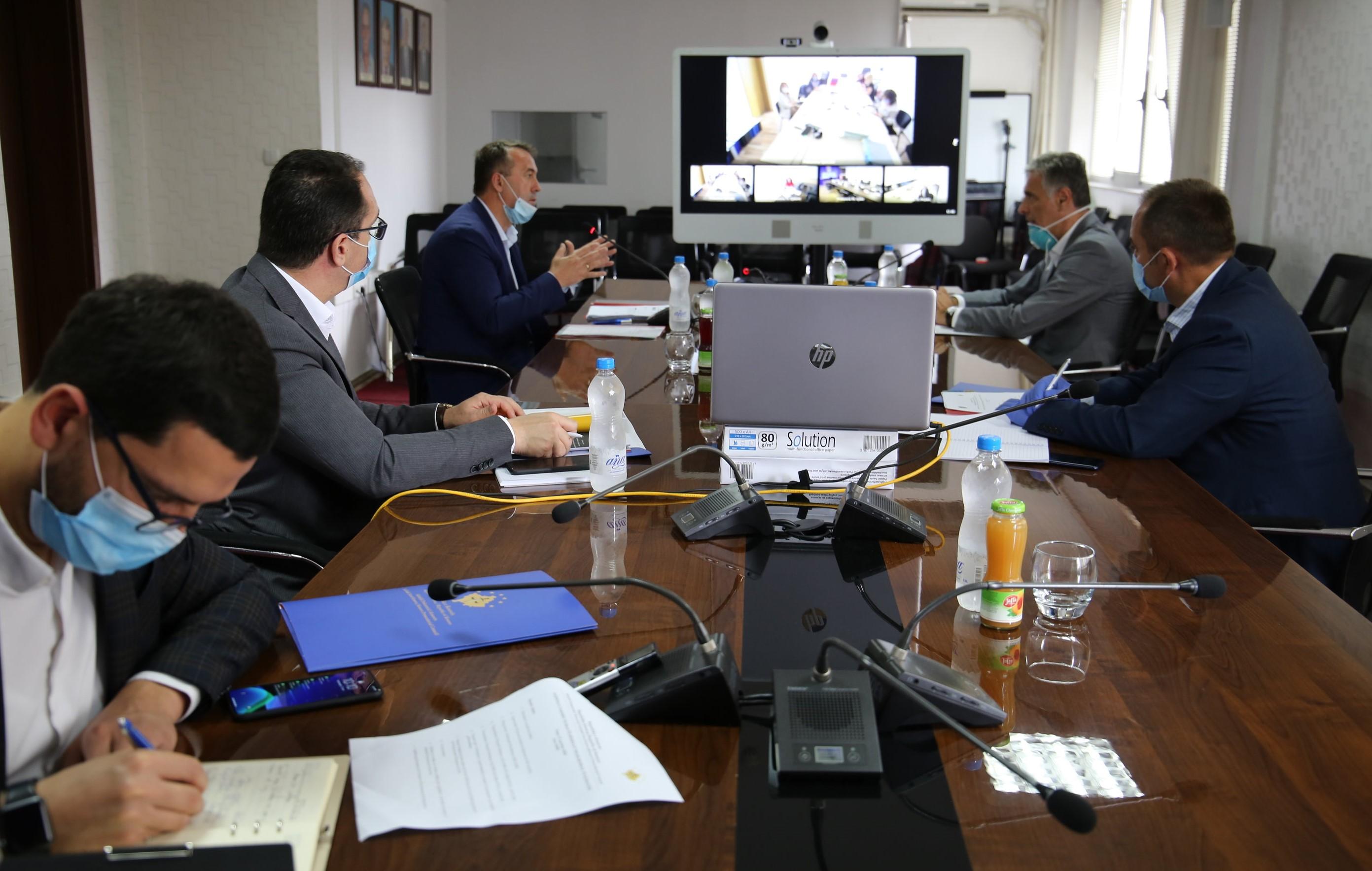 Mbahet takimi i radhës i Këshillit Prokurorial të Kosovës