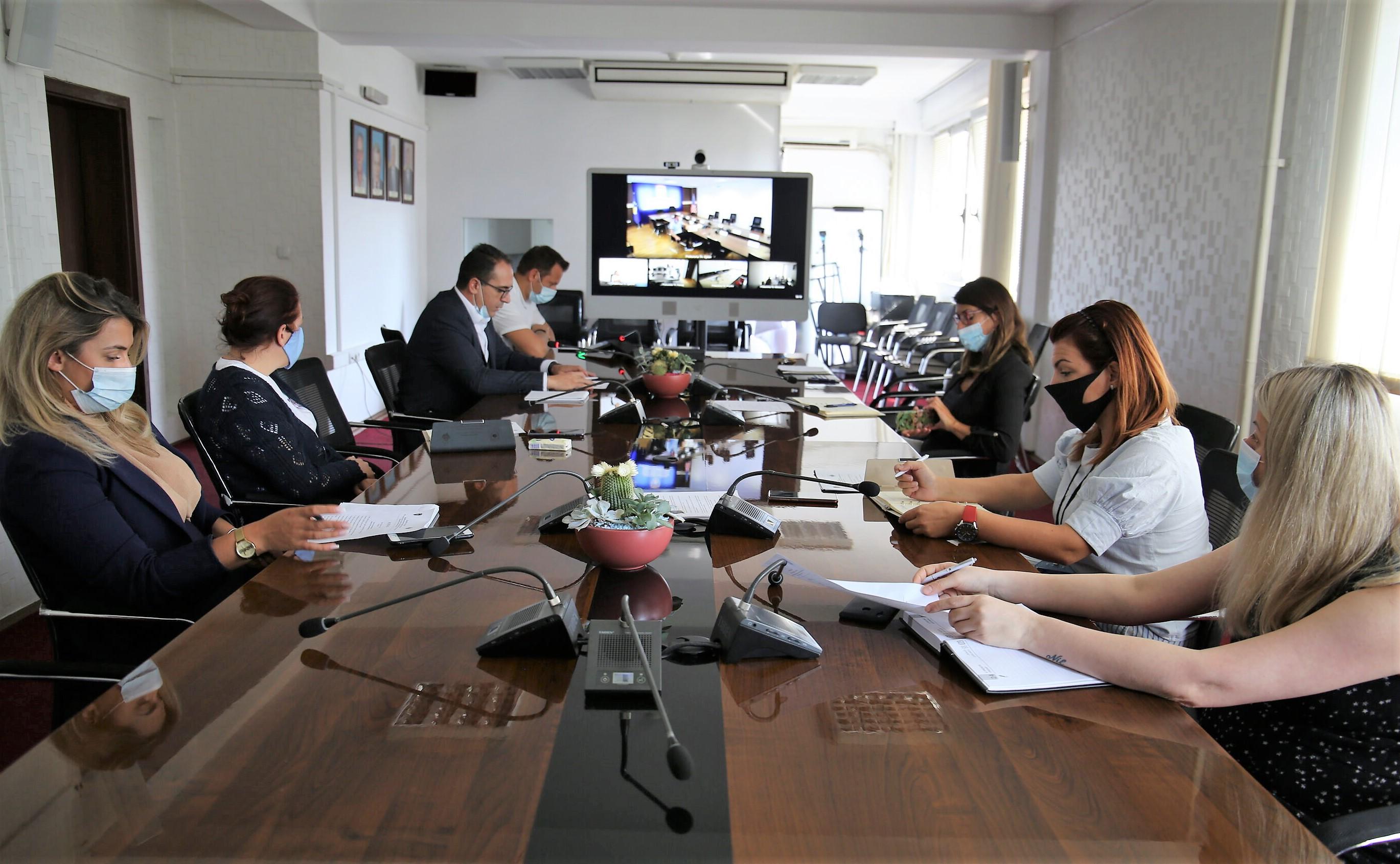 Drejtori Krasniqi ka mbajtur takim me administratorët e prokurorive