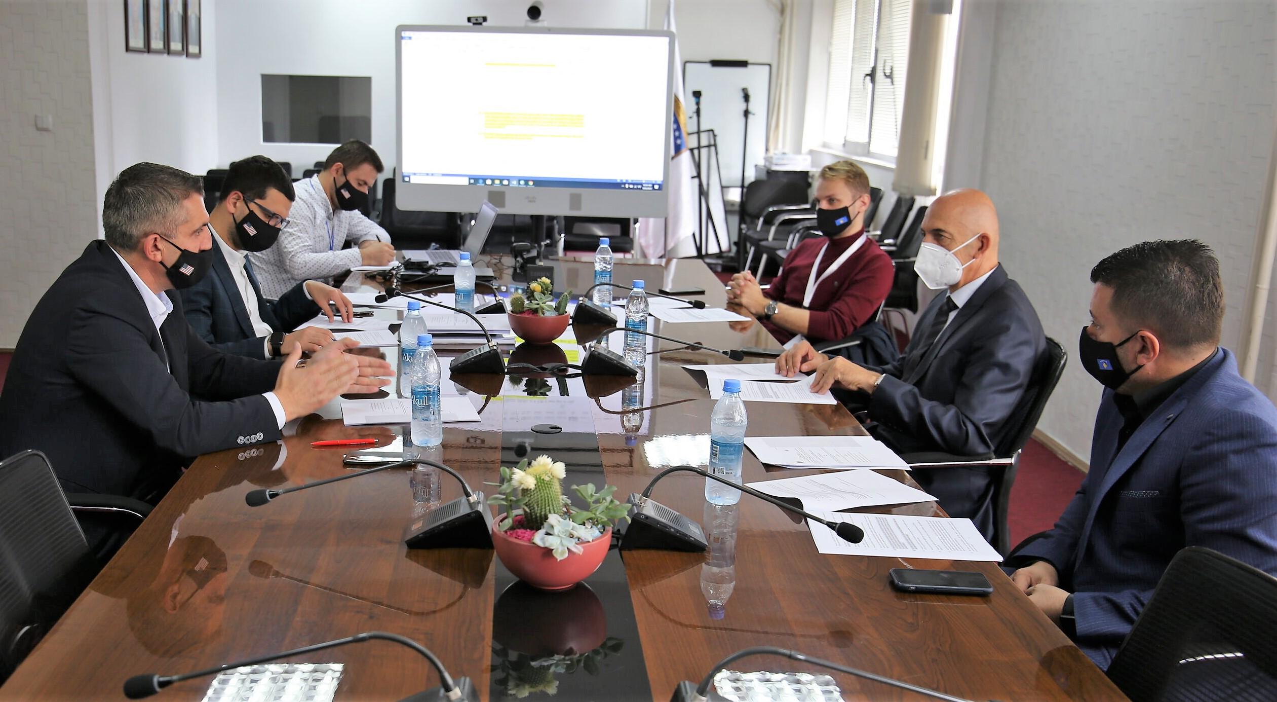 Komisija za normativna pitanja finalizira dva nacrta propisa