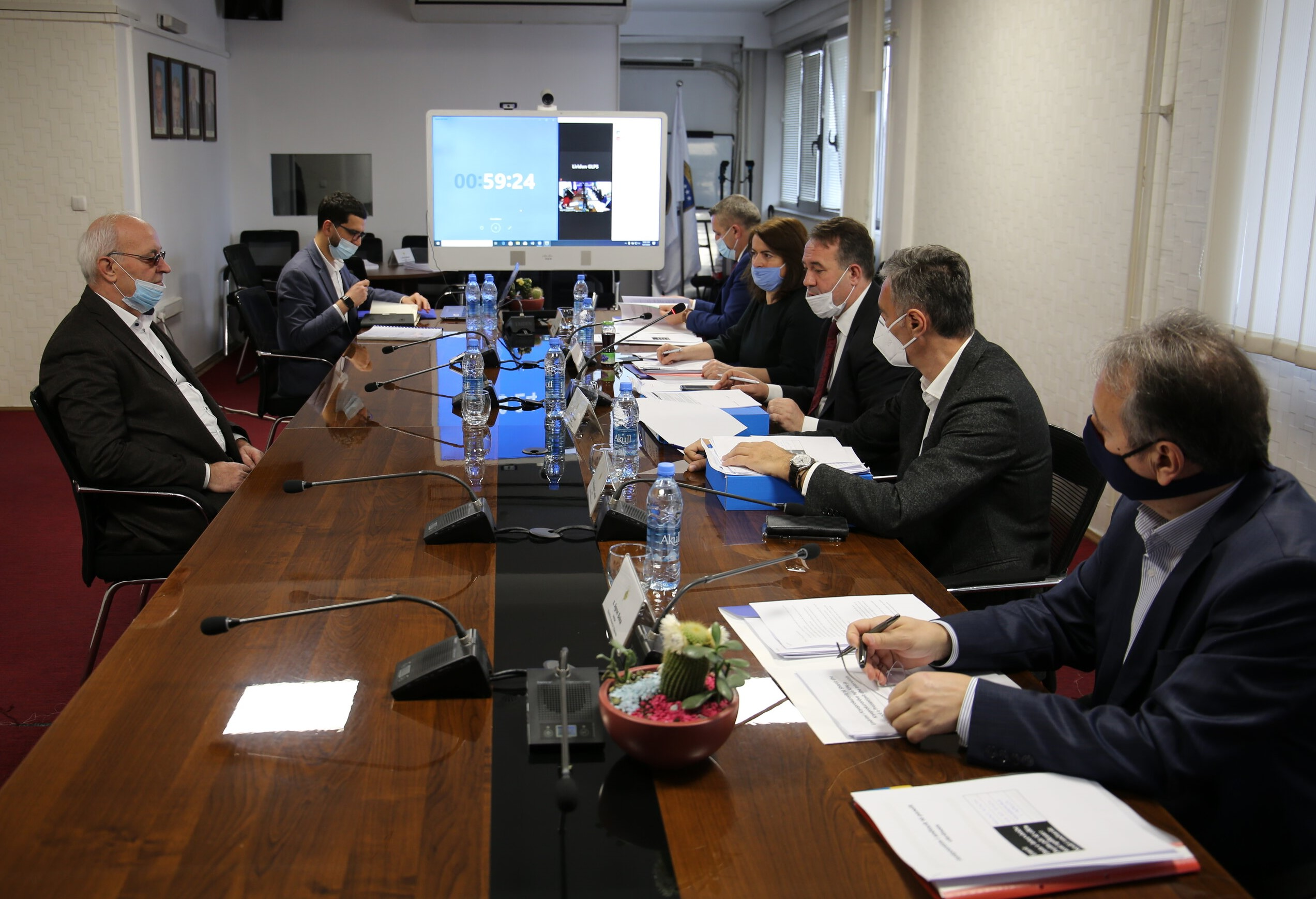 The interview of the candidates for Chief Prosecutor of the Appellate Prosecution and Chief Prosecutors of 6 Basic Prosecution Offices has started