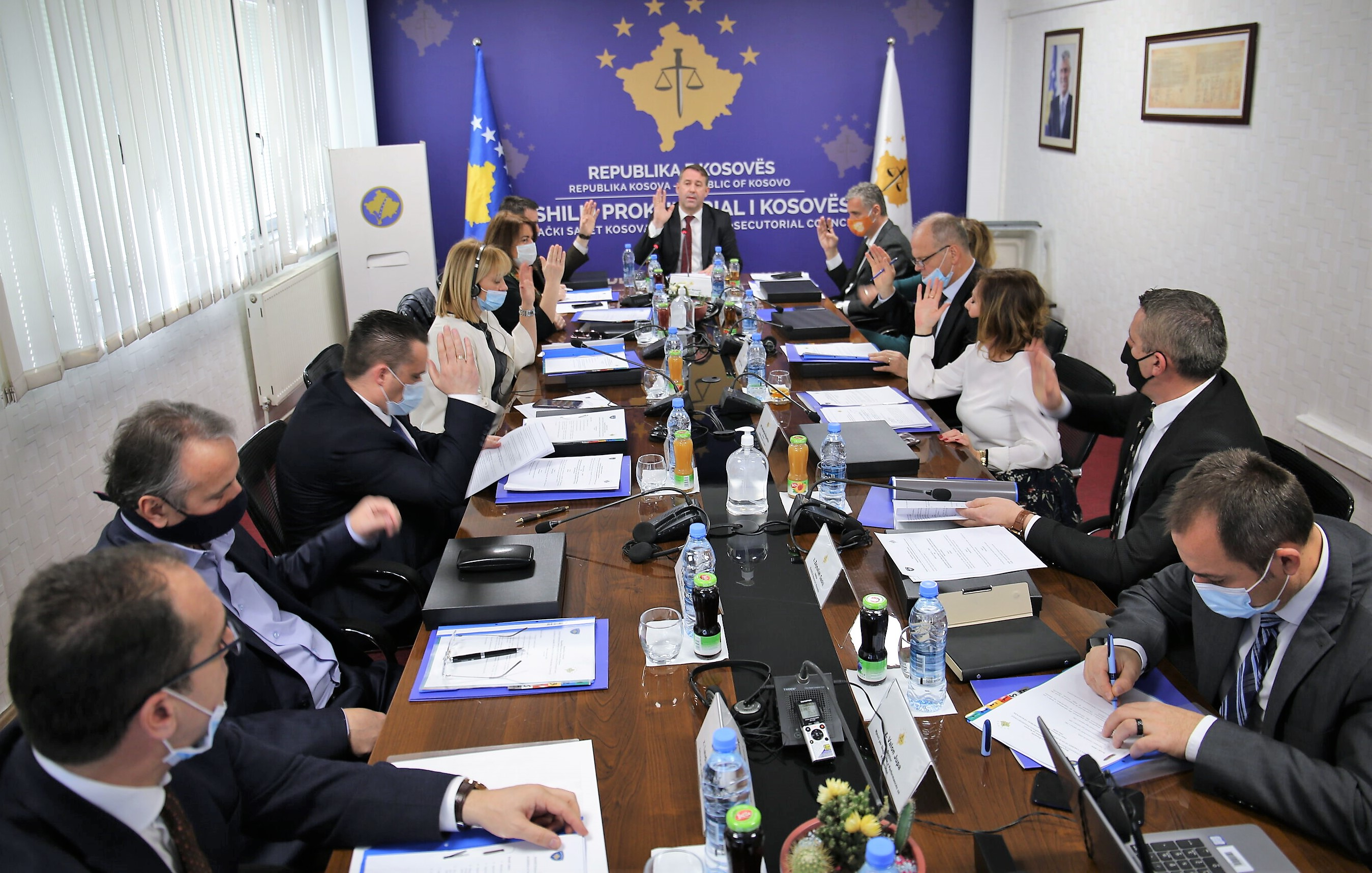 The Chief Prosecutor of the Appellate Prosecution and the Chief Prosecutors of the 6 Basic Prosecution Offices are elected