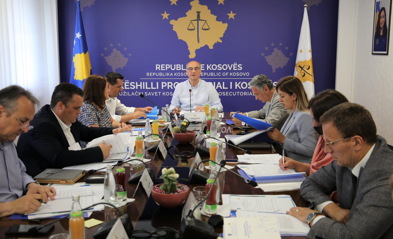 Mbahet takimi i 200-të i Këshillit Prokurorial të Kosovës