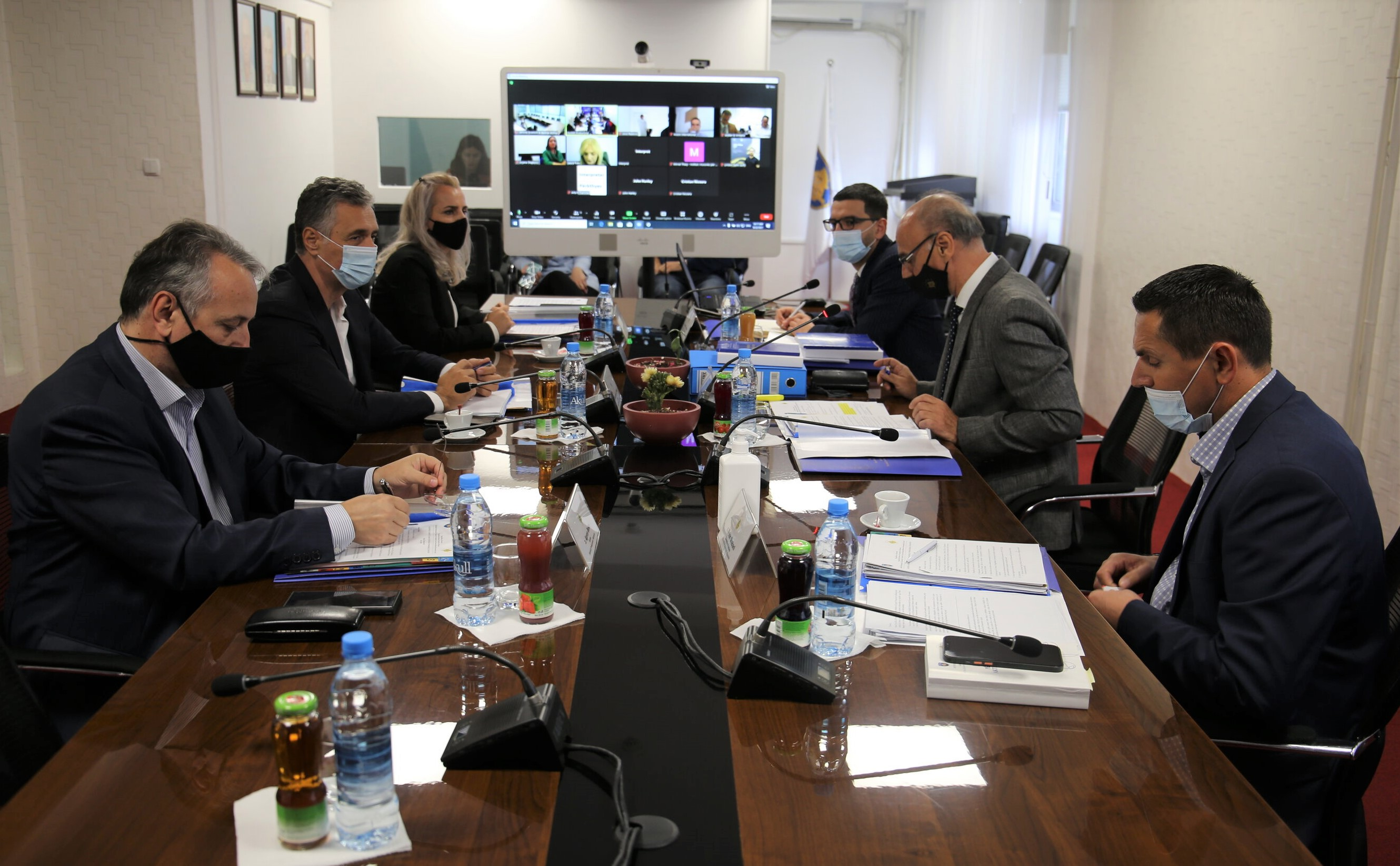 The Kosovo Prosecutorial Council holds its next meeting