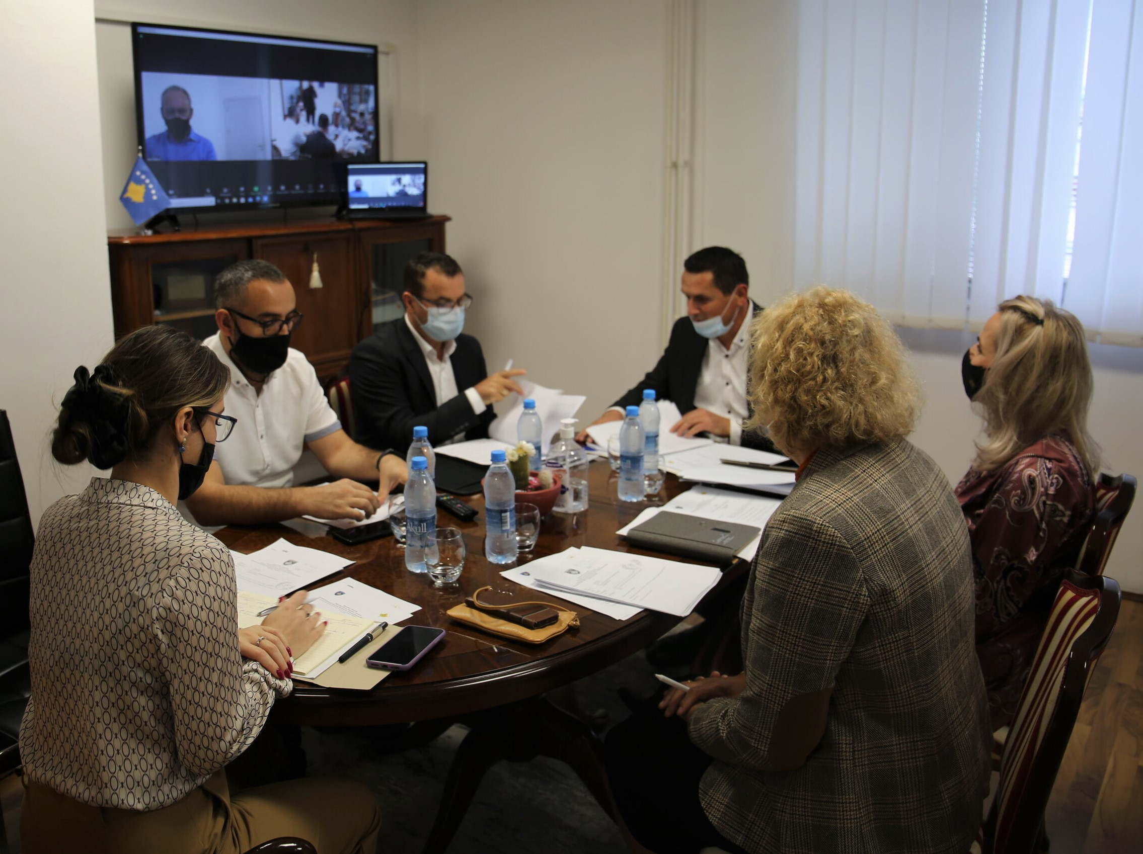 The Committee for the Administration of Prosecutions holds its next meeting