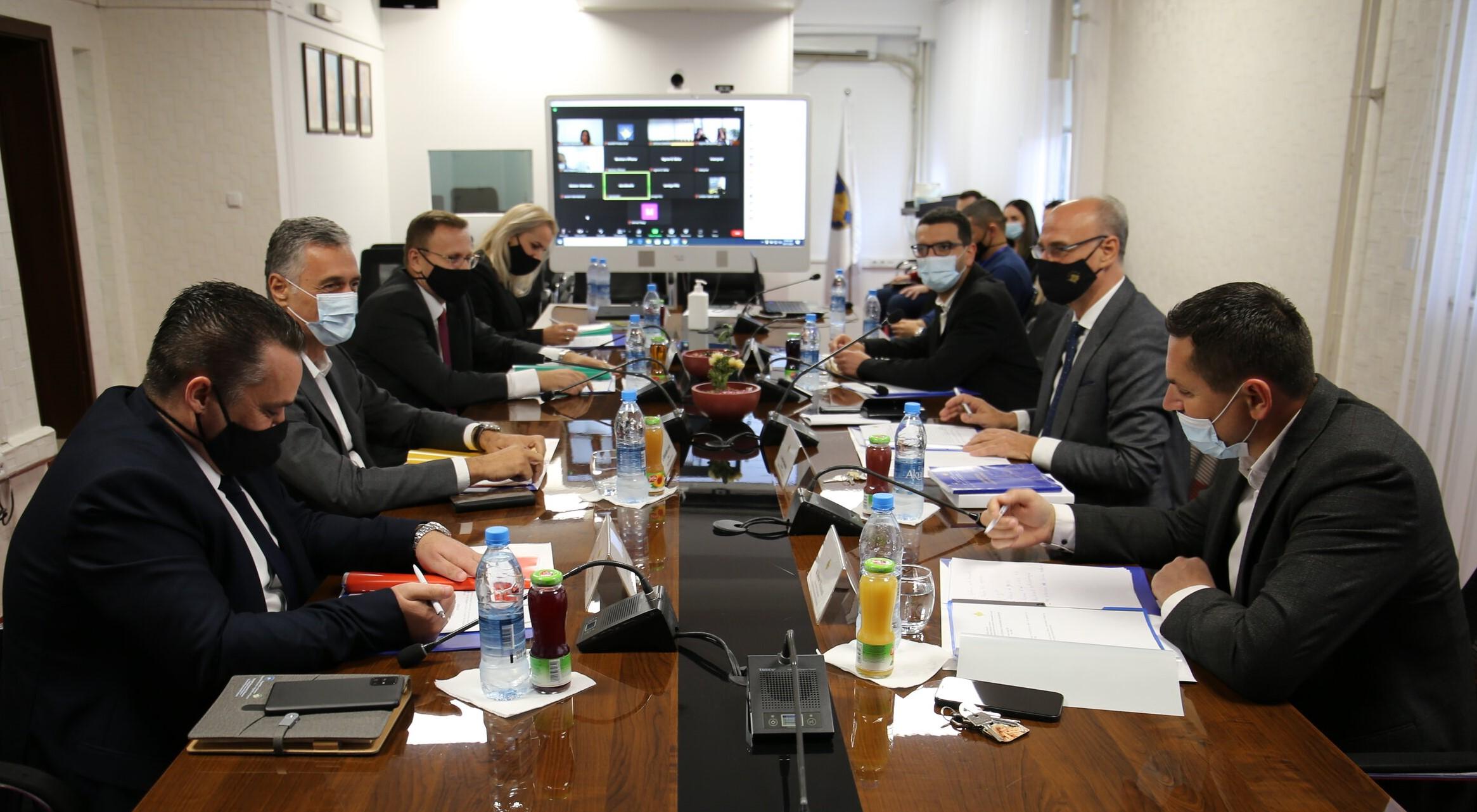 Këshilli Prokurorial i Kosovës ka mbajtur takimin e 204-të me radhë