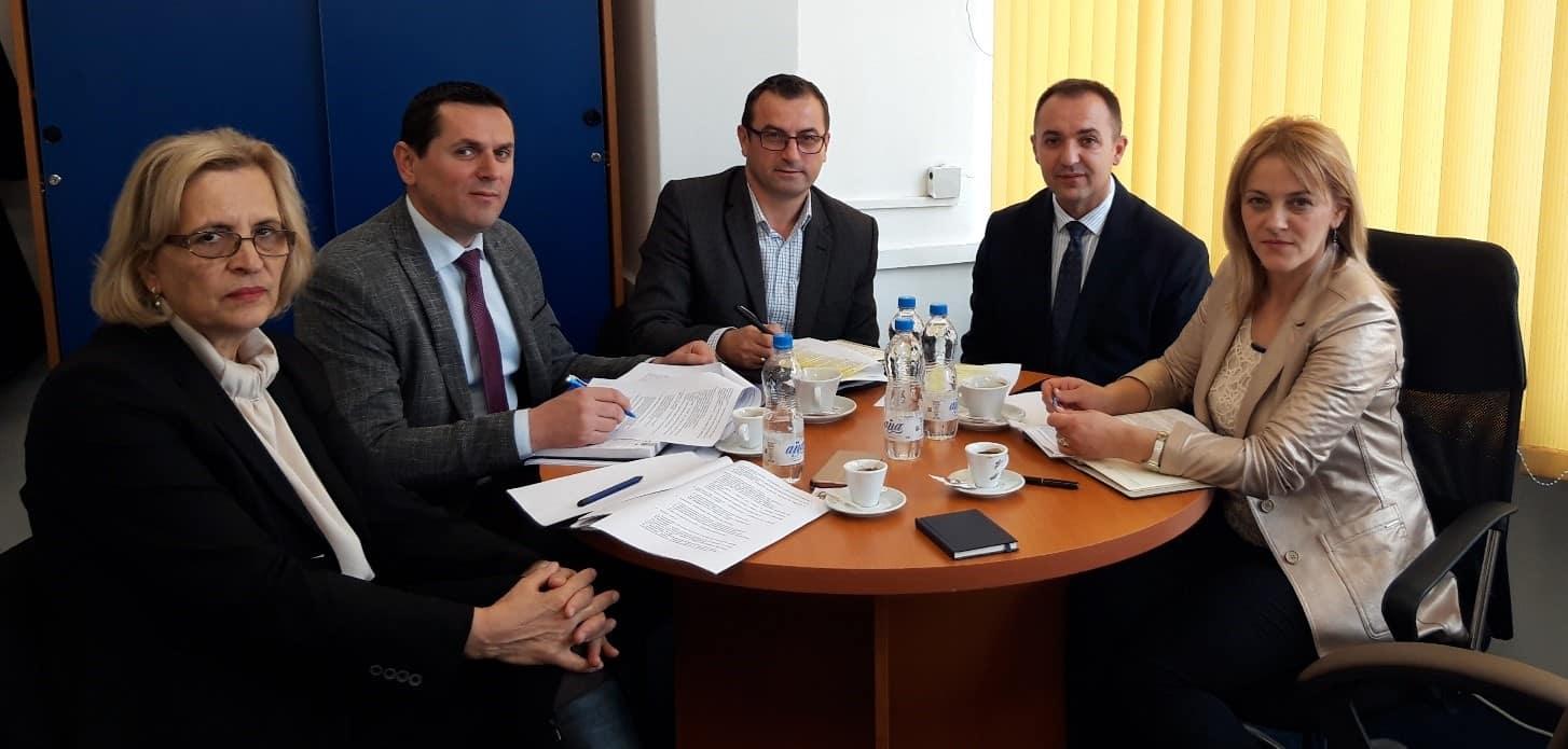 Mbahet takimi i radhës i Komisionit për Administrimin e Prokurorive