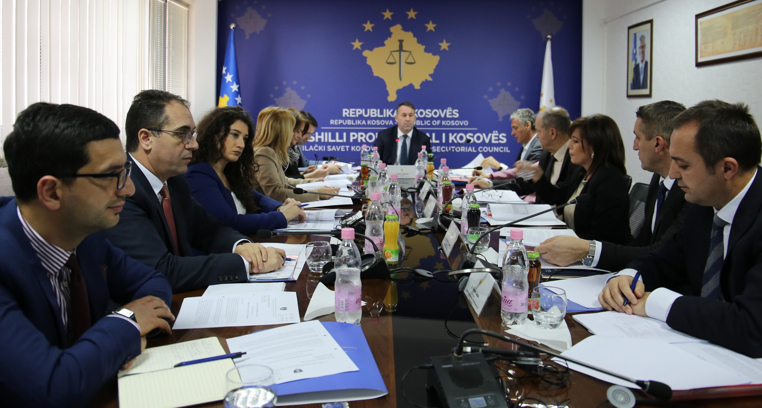 The KPC elects the Chief Prosecutors of the Special Prosecution and the Basic Prosecution of Pristina