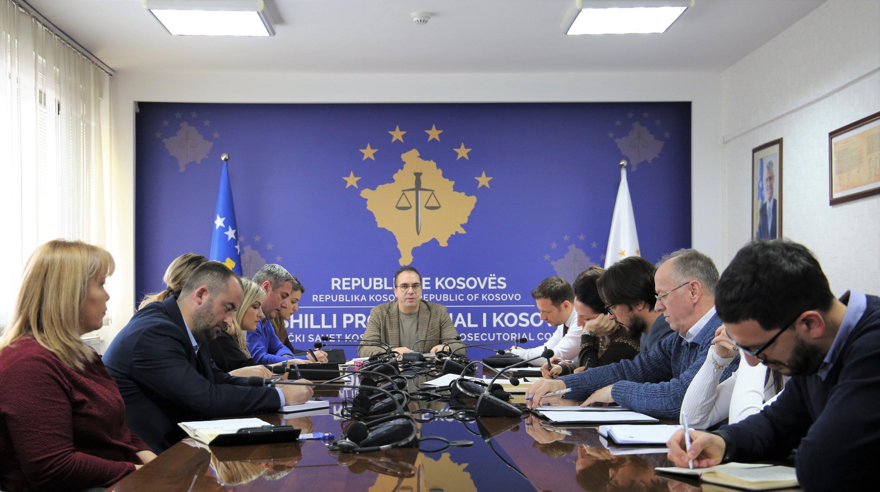 Diskutohet për planifikimet e punëve të njësive të Sekretariatit për vitin 2020