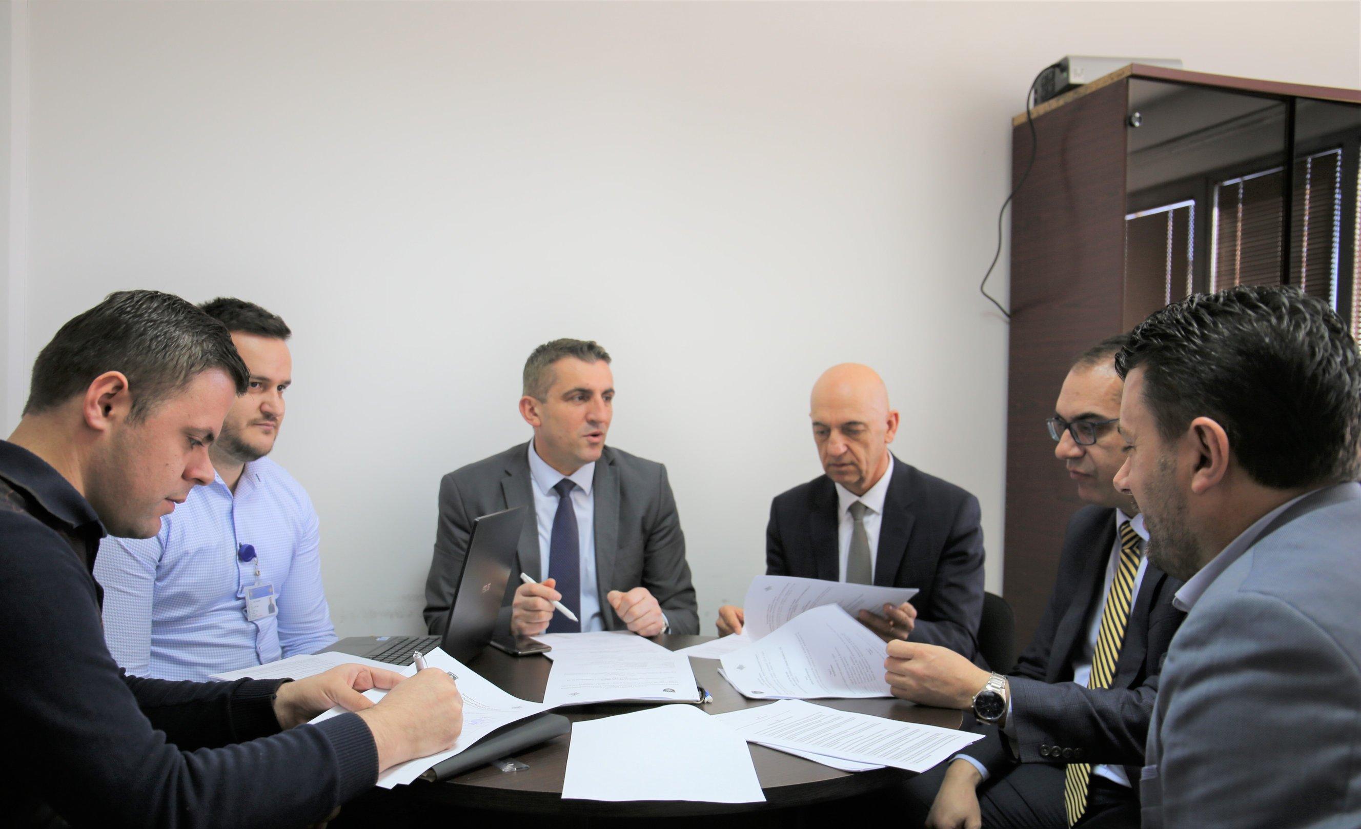 Vazhdon draftimi i Rregullores për organizimin dhe veprimtarinë e KPK-së