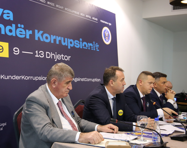 Borba protiv korupcije, prioritet tužilačkog sistema