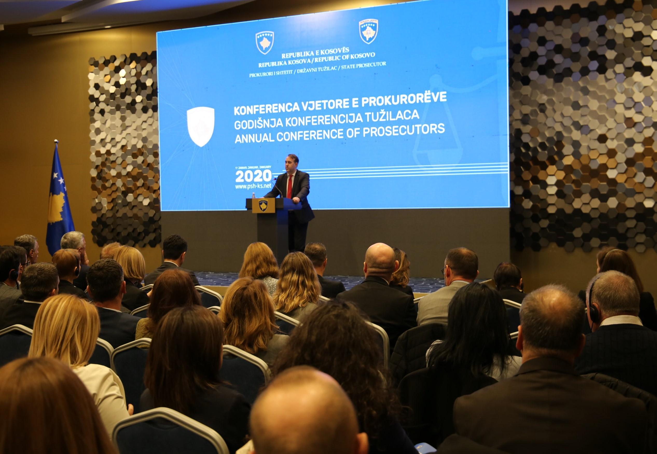 Kryesuesi Hyseni: Kemi aplikuar standarde të larta në rekrutimin, vlerësimin, disiplinimin dhe trajnimin e prokurorëve