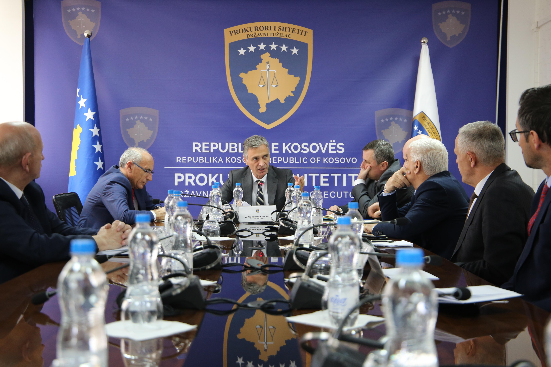 Kryeprokurori Lumezi kërkon angazhim më të madh nga kryeprokurorët e prokurorive