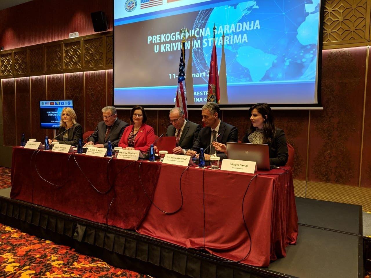 Kryeprokurori Lumezi: Kosova është e vendosur për të kontribuar në bashkëpunimin ndërkufitar kundër krimit