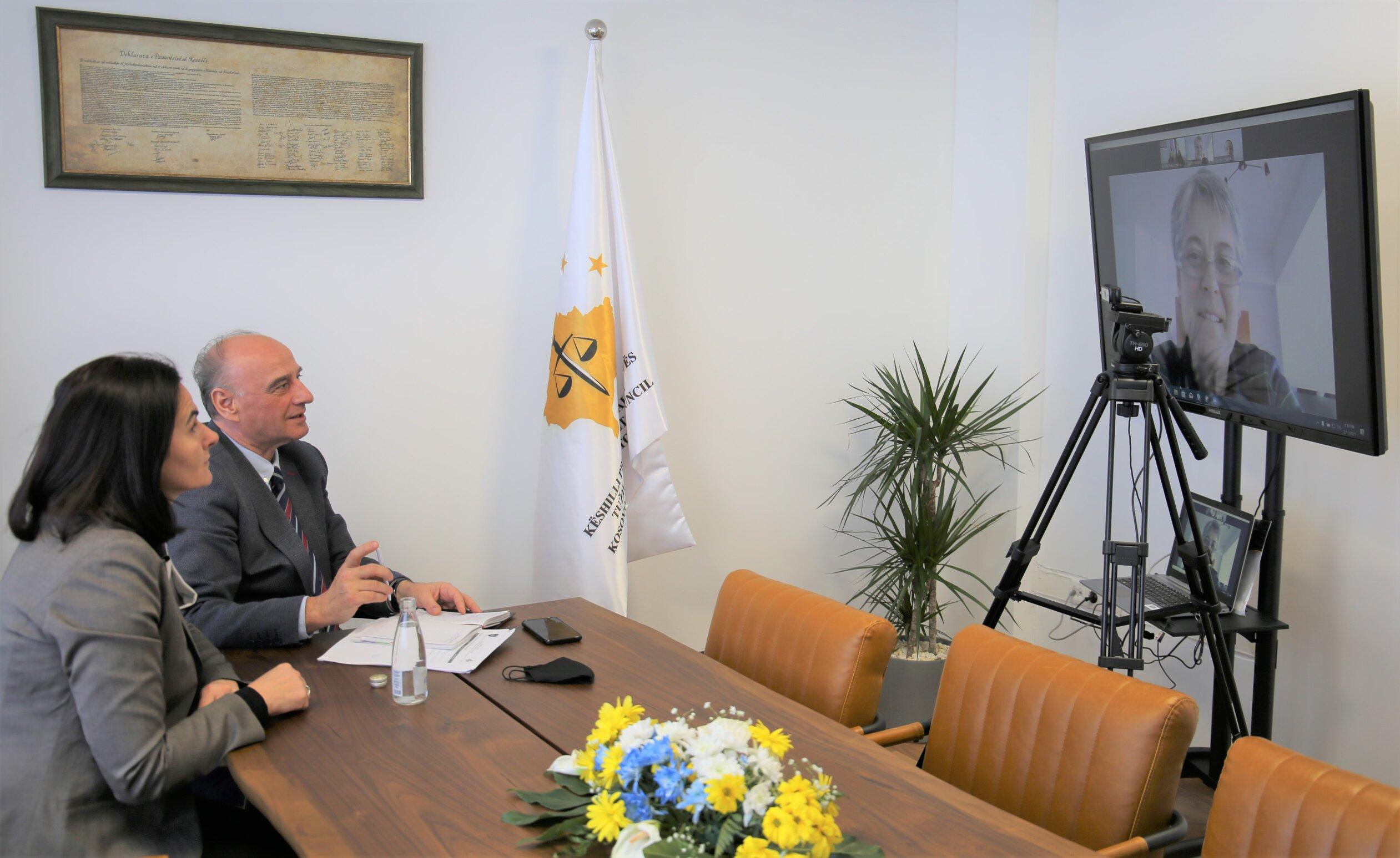 Diskutuje se sprovođenje zajedničkih aktivnosti TSK-a i Kancelarije EU u Prištini
