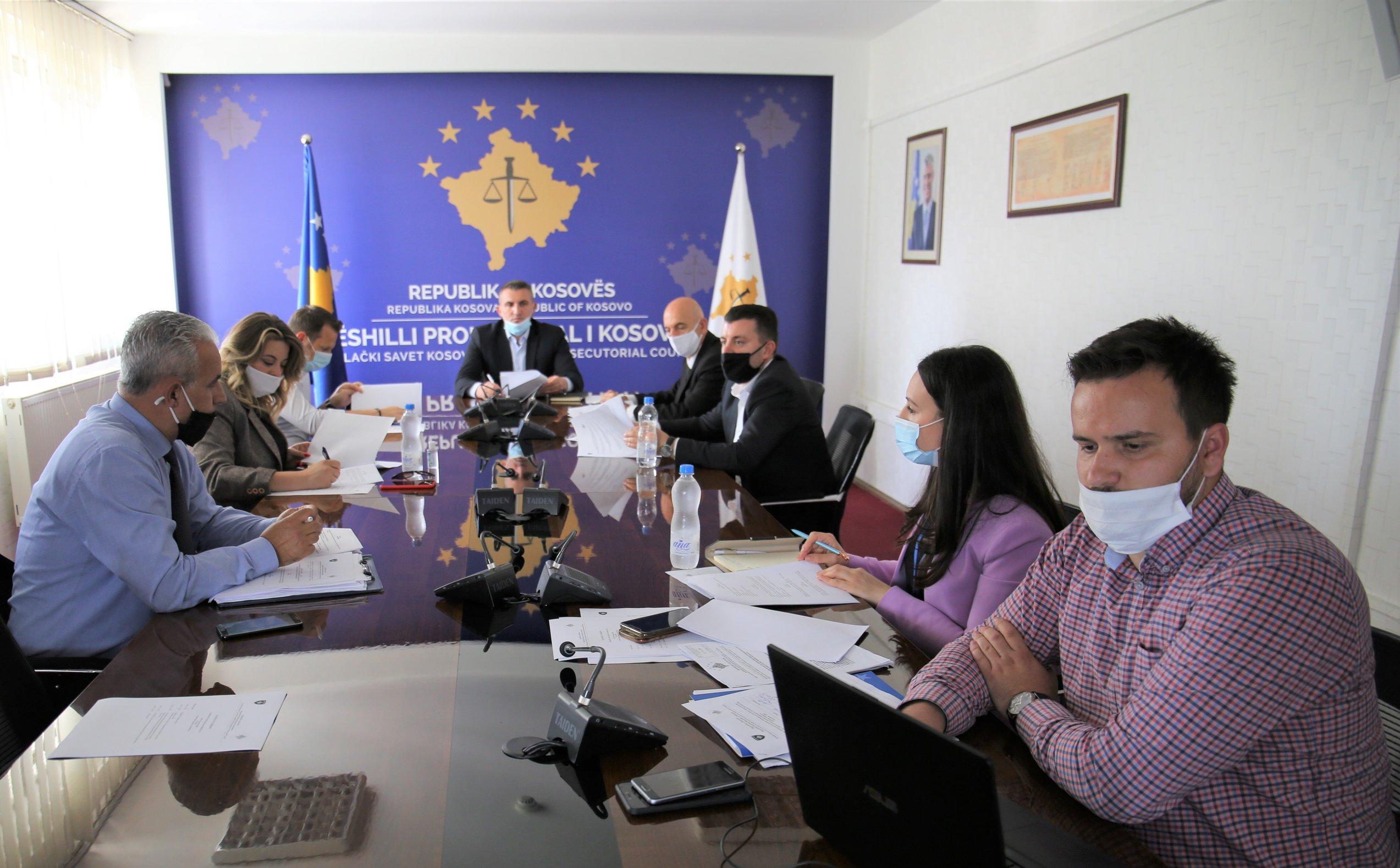 Draftohet Rregullorja për administrimin elektronik të lëndëve në ZMNV