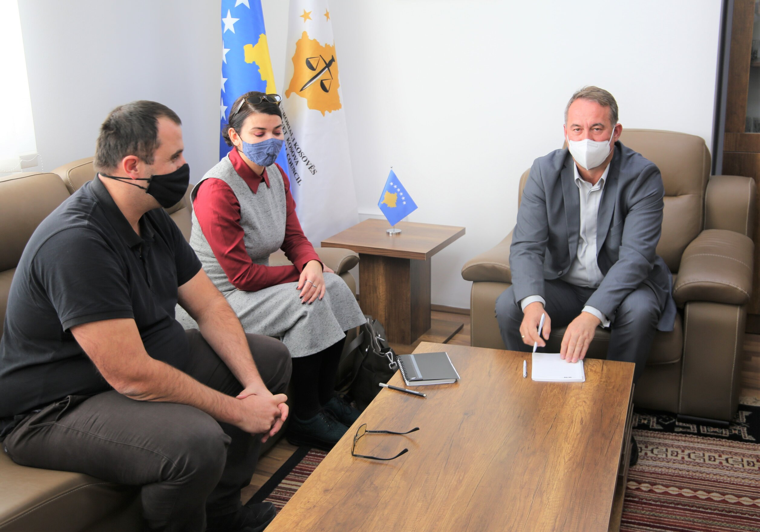 The implementation of monitoring of the prosecutorial system by civil society organizations is discussed