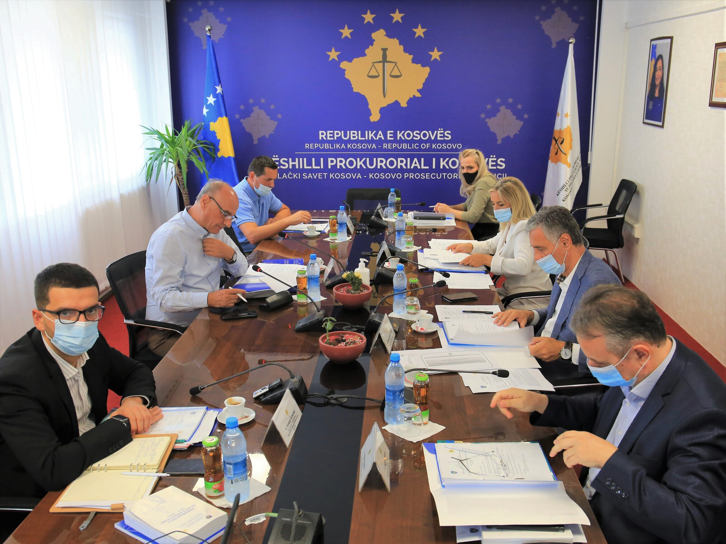 The former director of the Secretariat of the Kosovo Prosecutorial Council is dismissed