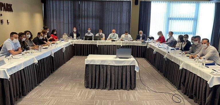 Workshop on drafting the Regulation on CMIS is held