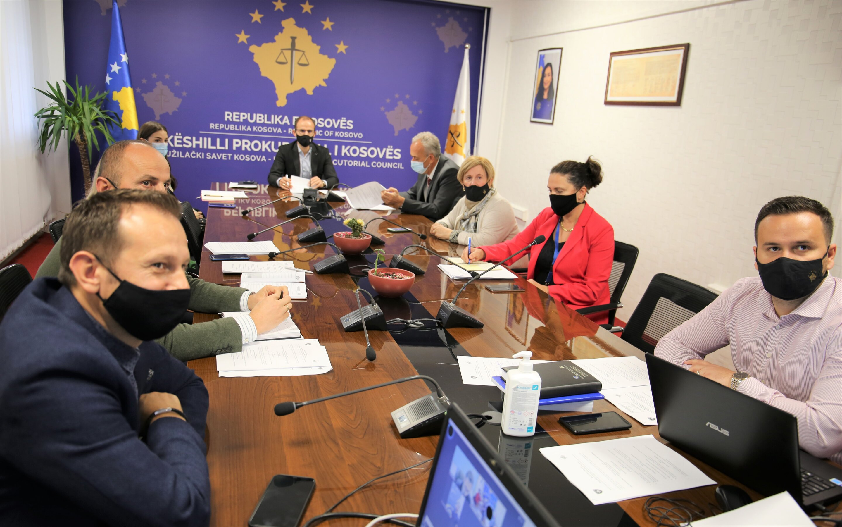 The first meeting of the Working Group for drafting the Draft Regulation on the internal organization and functioning of the State Prosecutor is held