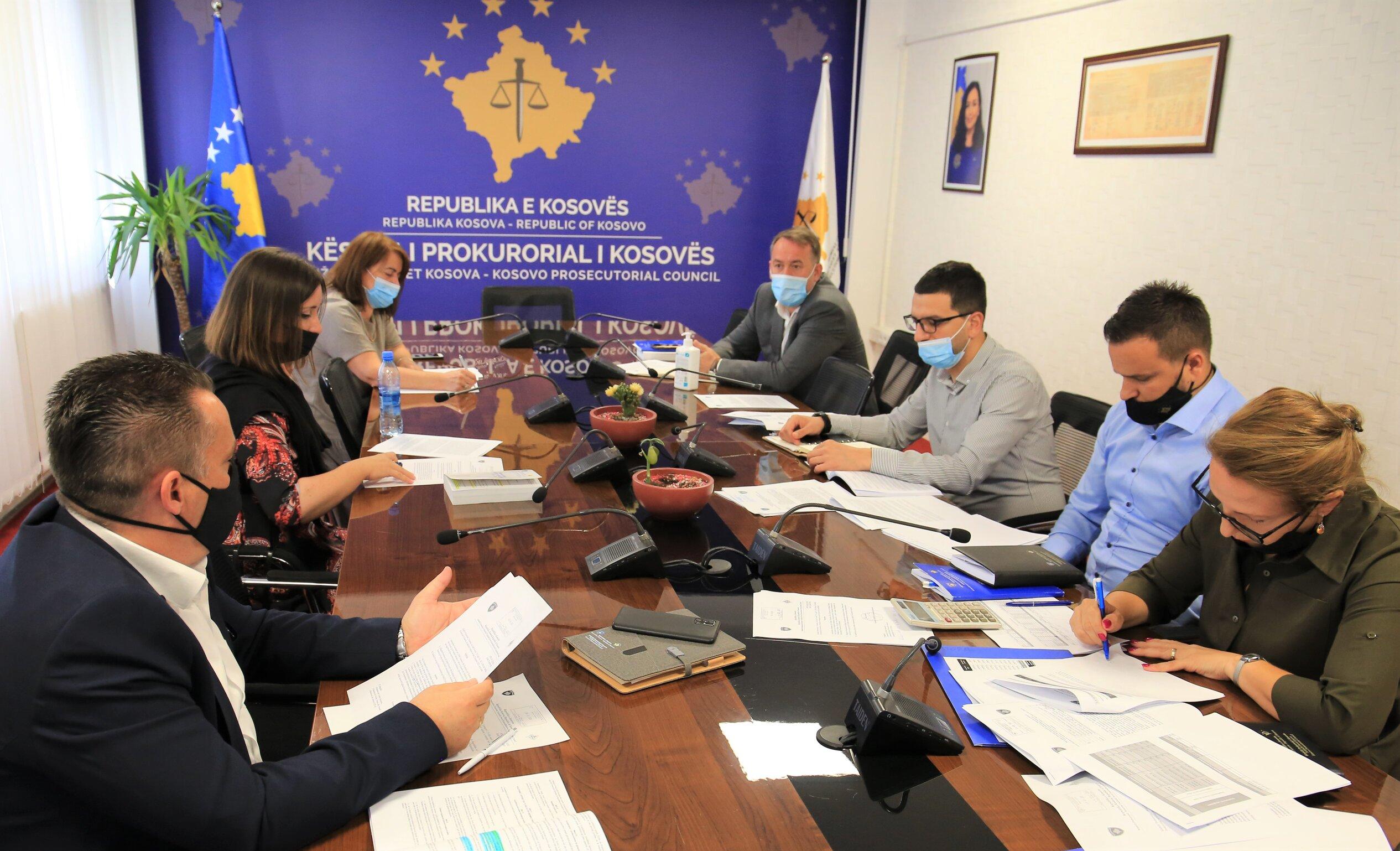 Održan je zajednički sastanka Komisije za Normativna Pitanja i Komisije za Budžet , Finansije i Osoblje