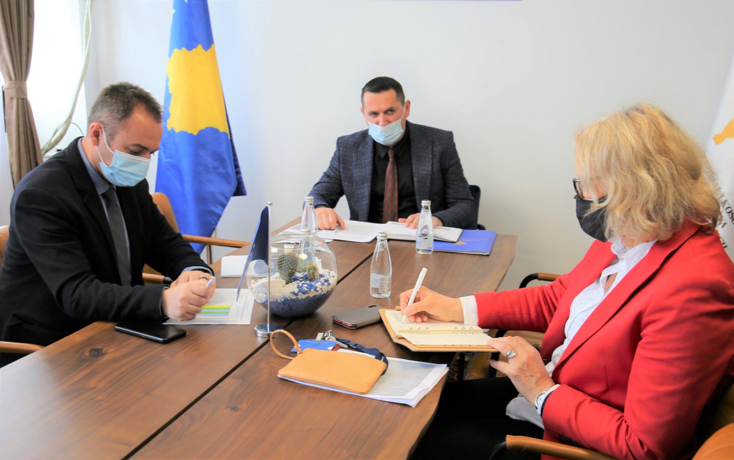 Miratohet Plani vjetor i punës së Komisionit për Administrimin e Prokurorive