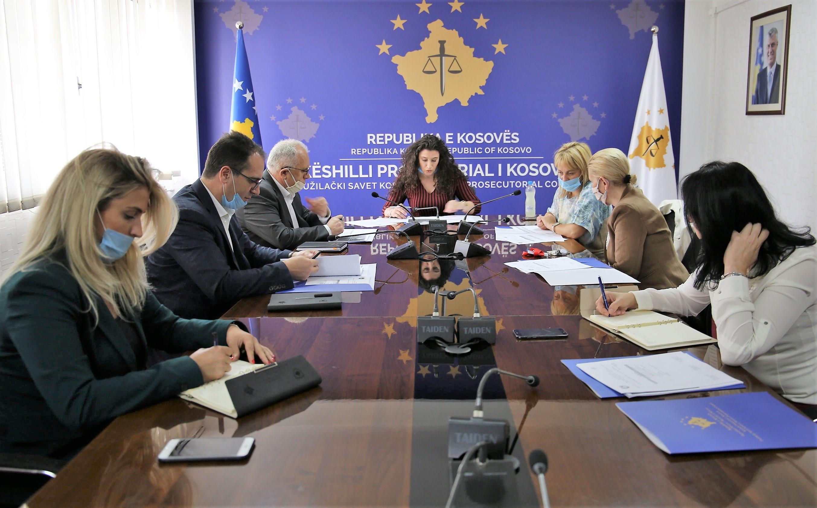 Diskutohet Kërkesa buxhetore e sistemit prokurorial për vitin 2021