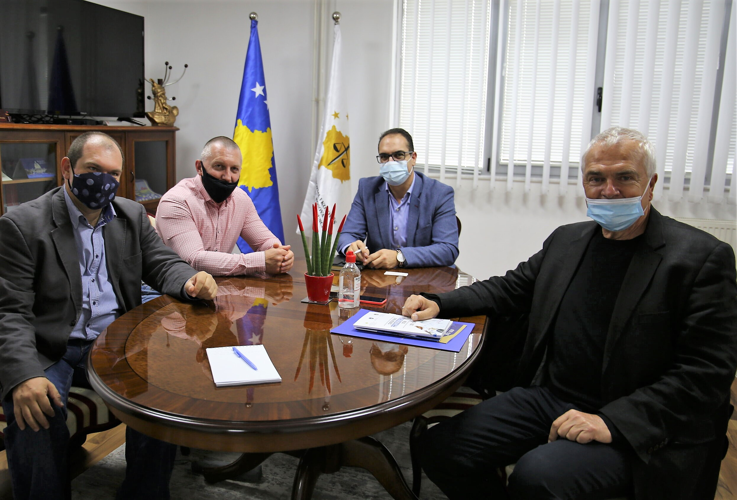 The implementation of IPA Project activities in the prosecutorial system is discussed