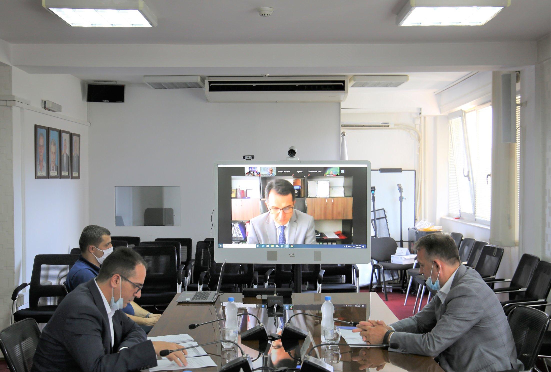 Predstavljen je izveštaj projekta ISUP za period januar-jun 2020. godine