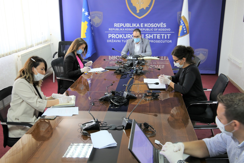 Diskutohen mënyrat e punës në administratën e sistemit prokurorial